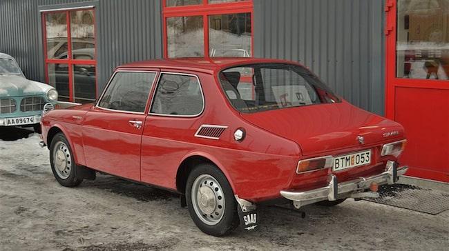 Saab 99 -69