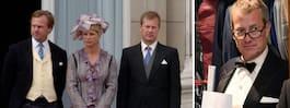 Drottning Elizabeths släkting bli historisk  – lord Mountbatten gifter sig med en man