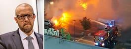 Brist på resurser försenar utredning om bilbränder