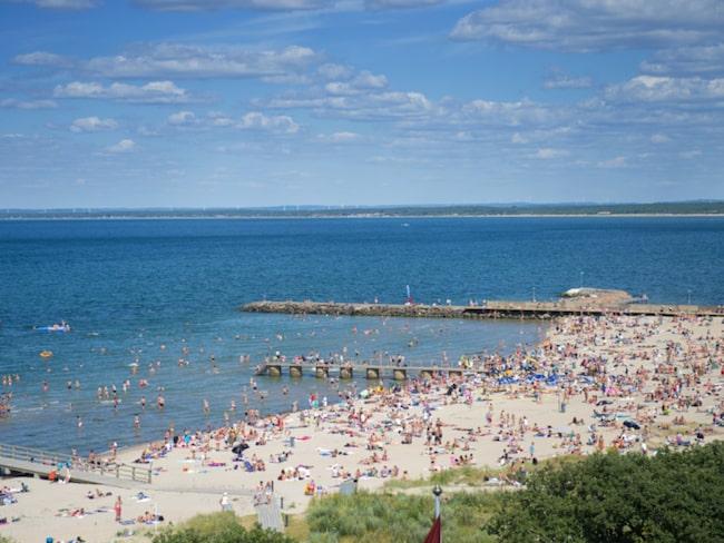 Båstad är ett svenskt strandparadis.