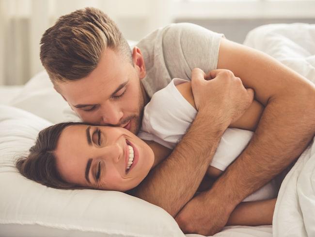 Men ni behöver inte ha sex varje dag för att bli lyckliga.