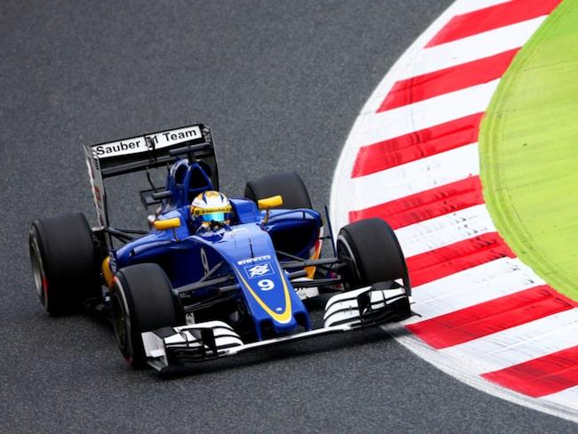 Marcus Ericsson kan vara på väg bort från Sauber.