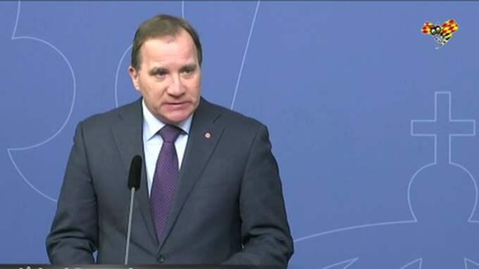 Stefan Löfven säger att det är en attack mot det demokratiska Europa. Men det finns inga indikationer om kopplingar till Sverige, säger han.