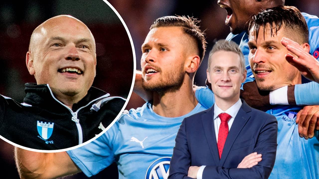 Malmö FF: Så kan Malmö FF skriva historia – och Rosenberg nytt kontrakt