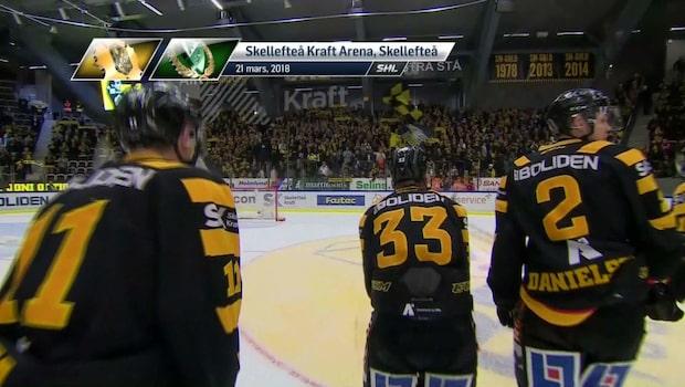 Highlights: Skellefteå-Färjestad