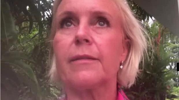 Ulrica var på väg till restaurangen –då skedde bombdådet