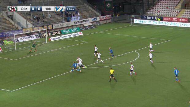 Höjdpunkter: Örebro-Halmstad