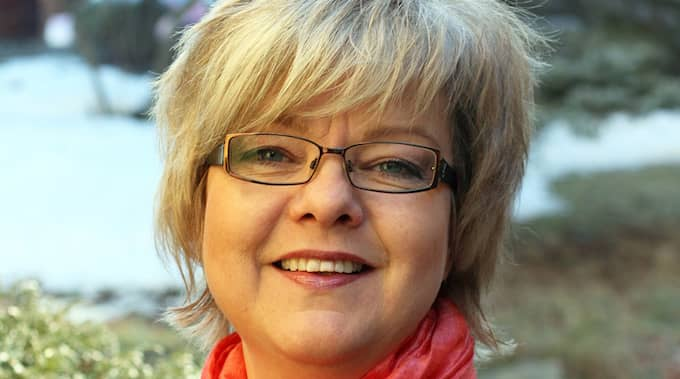 Lotta Säfström, ordförande Sveriges stadsmissioner