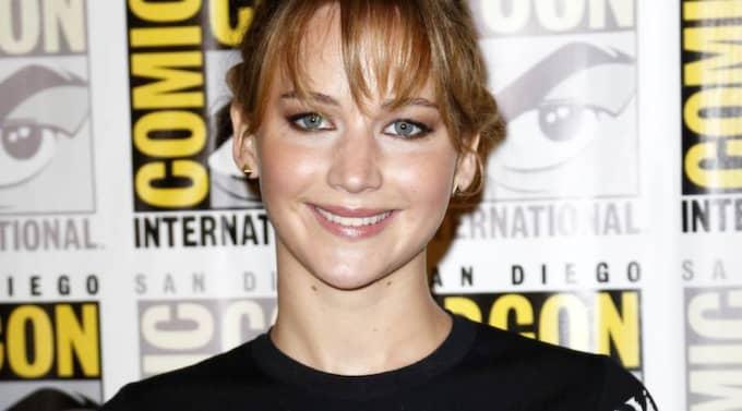 Jennifer Lawrence, 22 - 169 miljoner Foto: Richie Buxo / Splash News