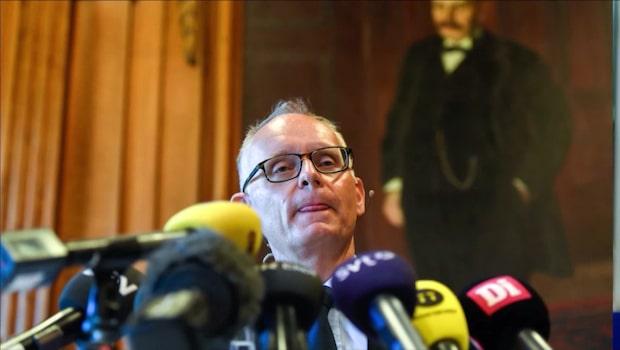 """Anders Bouvin: """"Jag tog det beslutet på grund av min ålder"""""""