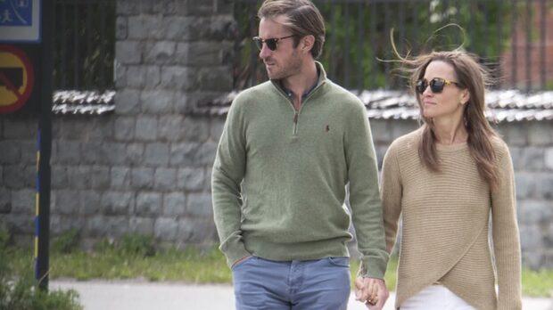 Pippas romantiska promenad i Sverige