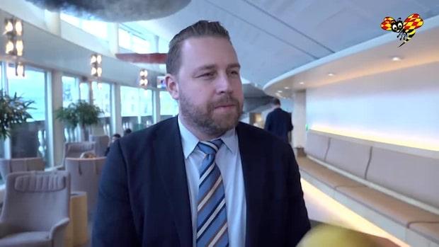 """SD större än S – Mattias Karlsson(SD): """"Mycket glädjande"""""""