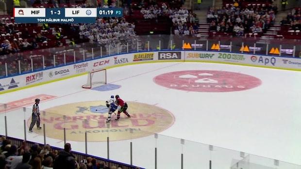 Höjdpunkter: Malmö–Leksand
