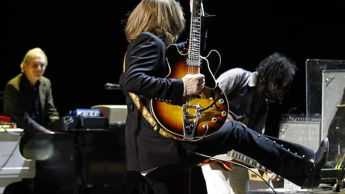 Tom Petty & The Heartbreakers är invalda i Rockens Hall of Fame. Foto: ROBERT GAUTHIER / LOS ANGELES TIMES / POLARIS POLARIS IMAGES