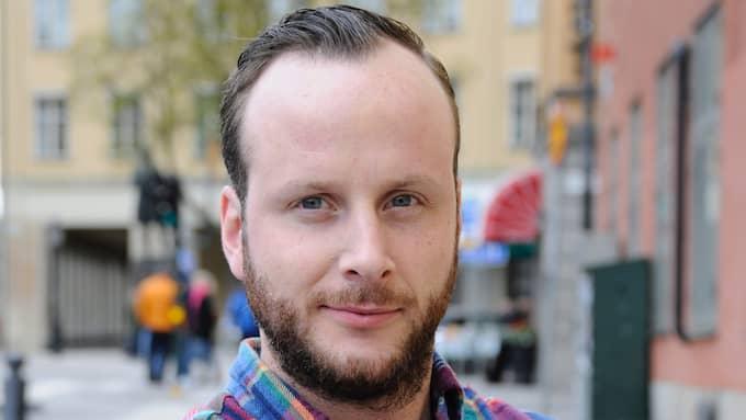 Christian Carlsson, förbundsordförande KDU. Foto: Thomas Nordwall