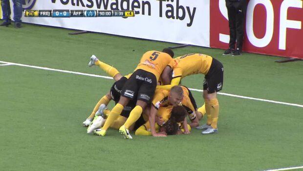 Highlights: IK Frej-Åtvidaberg