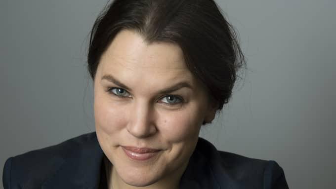Komikern Mia Skäringer gillade inte Zytomierskas åsikter. Foto: JONAS EKSTRÖMER / TT / TT NYHETSBYRÅN