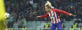 Nytt bakslag för  Atletico Madrid