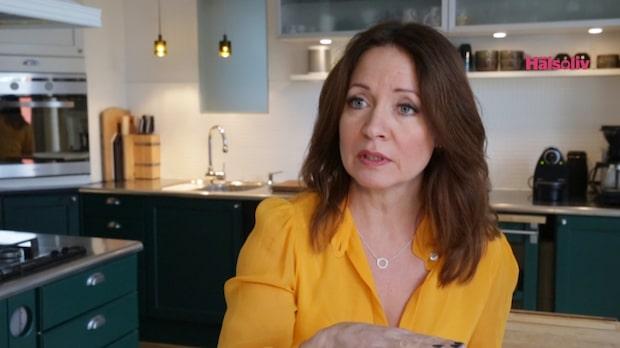 Pernilla Månsson Colt litar på magen
