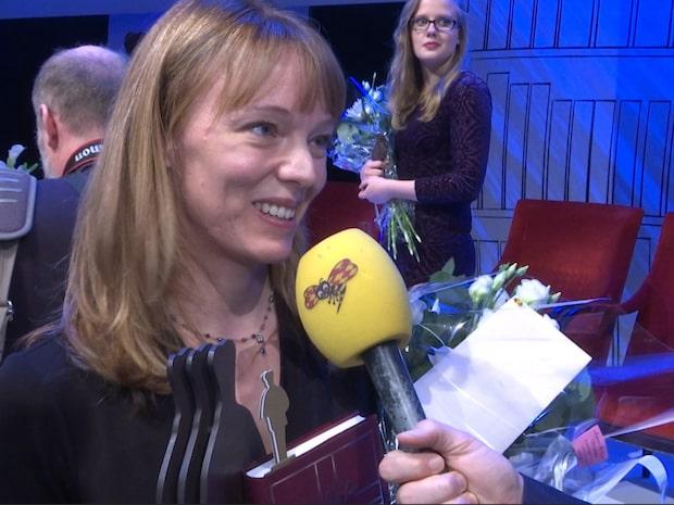 """Lina Wolff: """"Jag skakar i hela kroppen"""""""