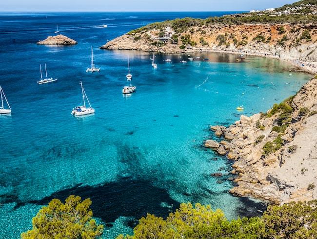 Partyön Ibiza vill inte ta emot fulla turister.