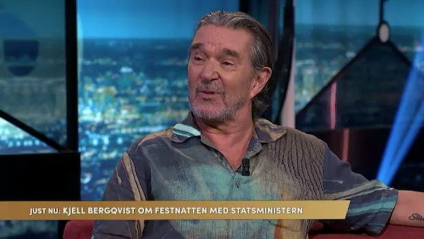 Kjell Bergqvist om valnatten med Stefan Löfven