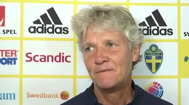 "Sundhage: ""Holland är lite favoriter"""