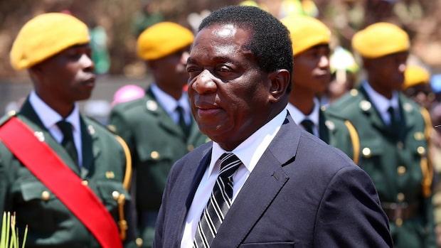 Mugabe går med på att lämna presidentposten