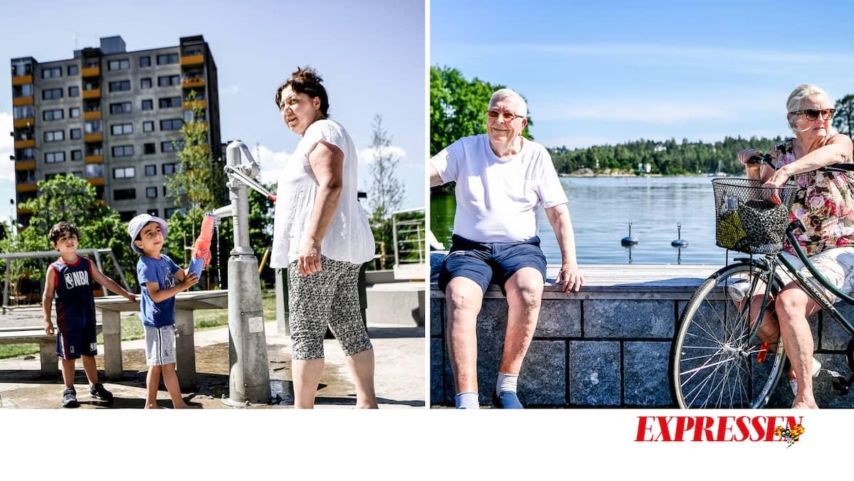 Svenska Kvinna Sker Mn Djursholm