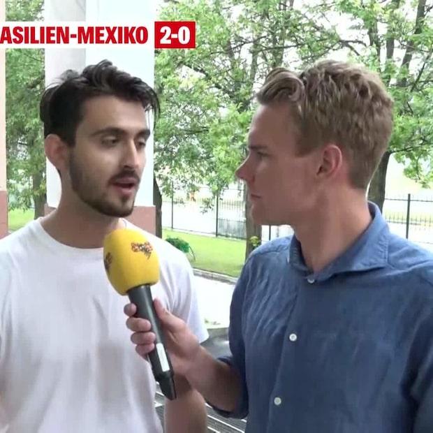 NEDSNACK: Brasilien-Mexiko