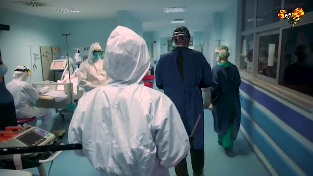 Coronaläget världen: över 63 000 nya fall i Indien