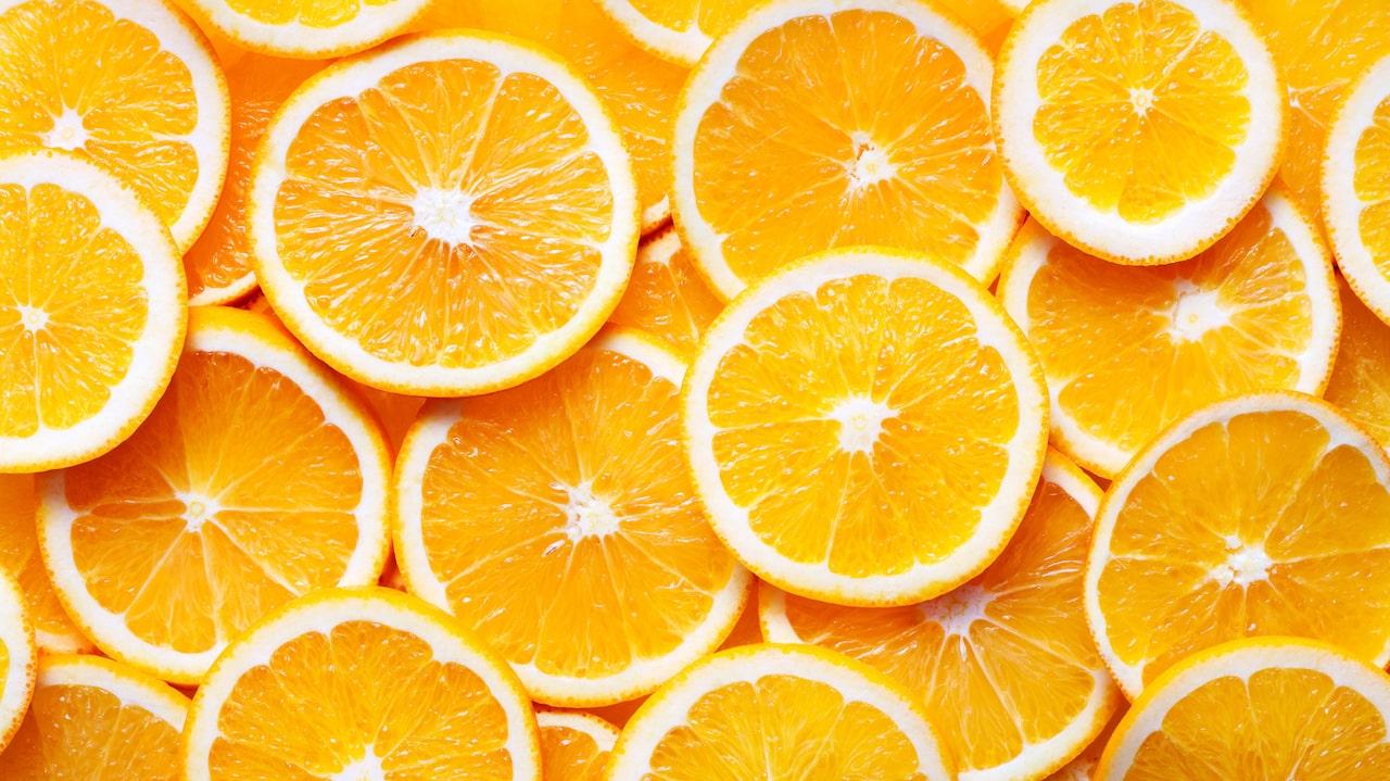 vilken frukt har mest c vitamin