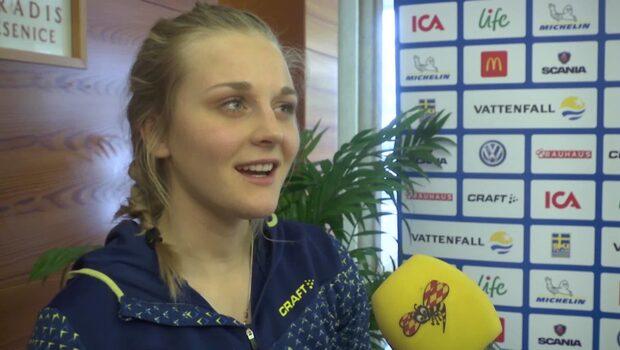 """Stina Nilsson: """"Var riktigt, riktigt arg"""""""