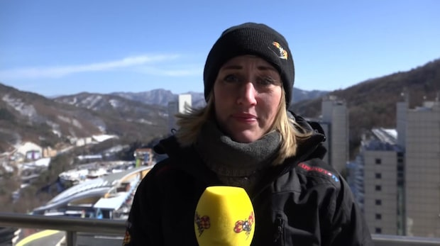 Svenskt platt fall i slopestyle-finalen