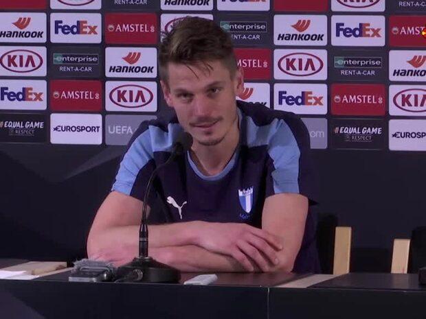 "Markus Rosenberg: ""Zlatan gick över gränsen"""