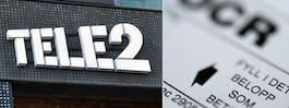 Tele 2 höjer taxorna – dyrare från 1 mars