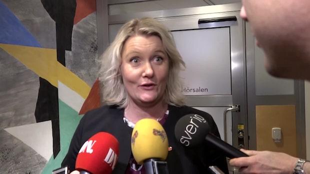 """Lena Rådström Baastad: """"Vi kommer ta fajten"""""""