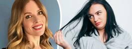 Tvättar du håret fel? Frisören om vanliga misstagen
