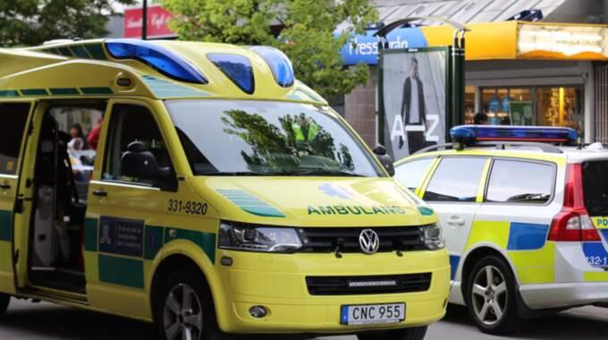 En 15-årig pojke släpptes fri efter knivattacken i Farsta. Åklagaren hävde anhållandet eftersom pojken ansågs för ung för att häktas. Foto: Janne Åkesson/Swepix