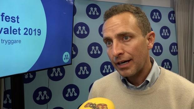 """Tobé om Lundgrens agerade: """"Mycket olämpligt"""""""