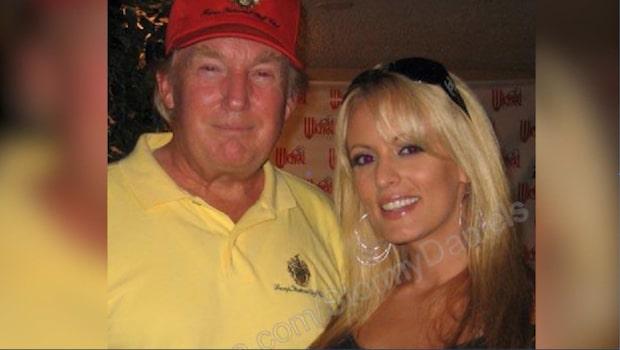 Historien om Trump och porrstjärnan