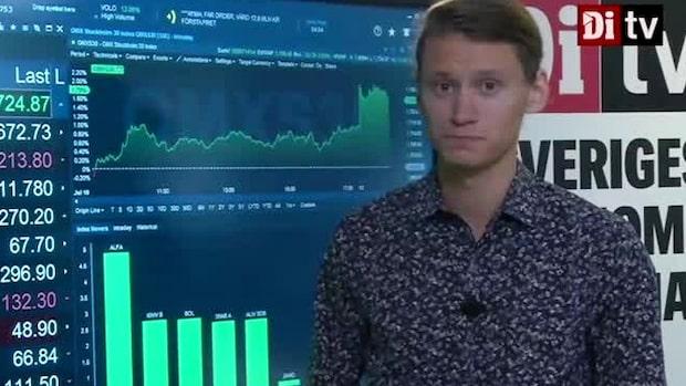 Marknadskoll: Kinnevik och Nyfosa stiger efter rapport