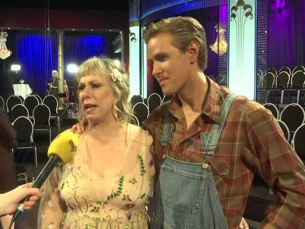Stina Wollter tvingades lämna Let's Dance - efter jurykritiken