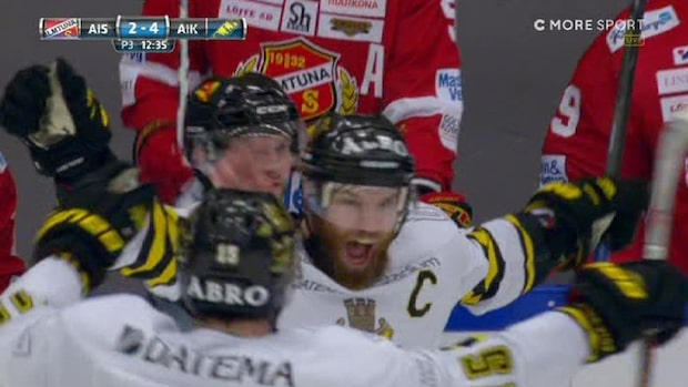 Highlights: Almtuna-AIK 2-5