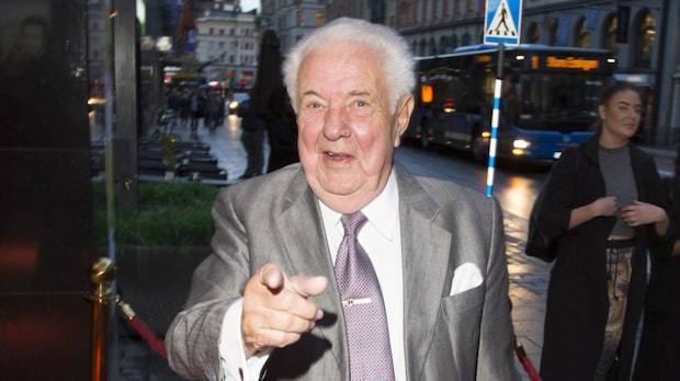 """Bert-Åke Varg: """"Han var en kämpe, en underbar person"""""""