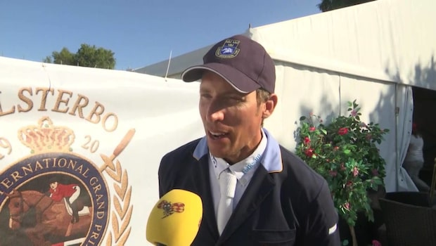 """von Eckerman: """"Får försöka vinna VM ändå"""""""