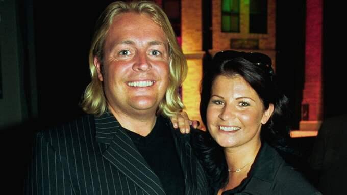 Runar och Carola under sin tid som gifta Foto: BJÖRN LUNDBERG