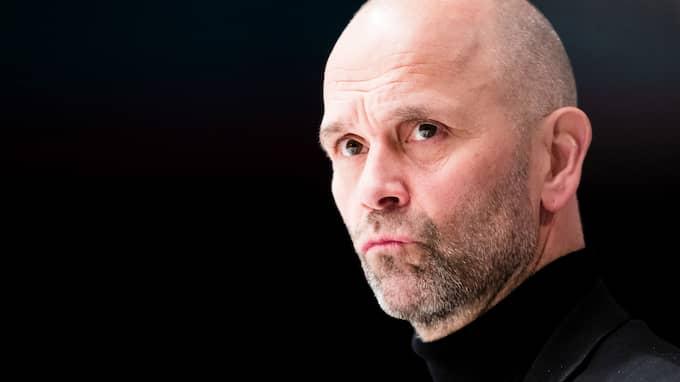 Brynäs tränare Tommy Sjödin Foto: ANDREAS L ERIKSSON / BILDBYRÅN