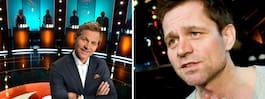 SVT:s svåra stress efter  Rickard Olssons avhopp