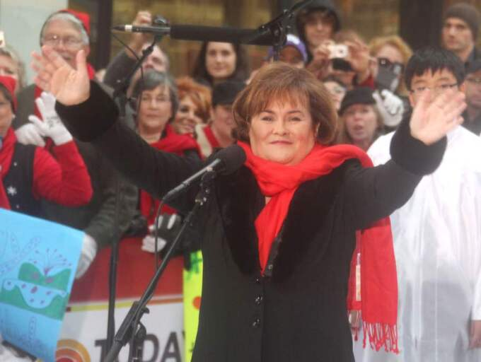 Enligt The Mirror ska Susan Boyle ha gett bort tio miljoner kronor till sina släktingar. Foto: Nancy Kaszerman